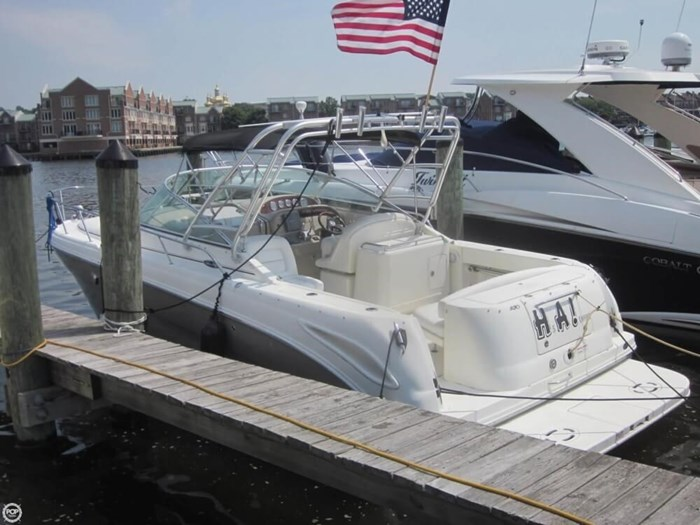 2006 Sea Ray 290 Amberjack Photo 2 of 20