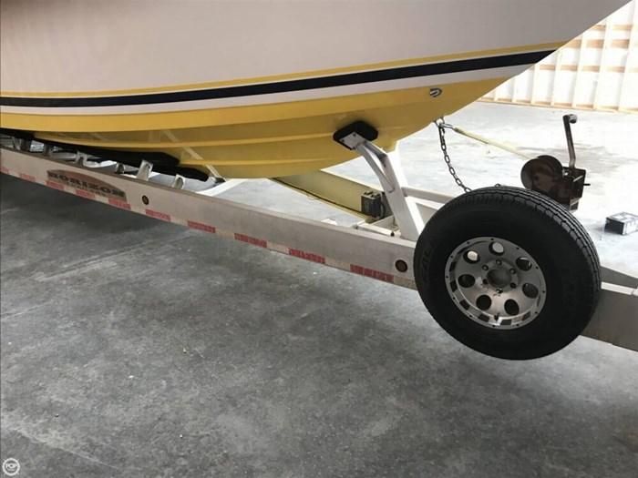 2001 Donzi 38 Daytona ZX Photo 6 of 21