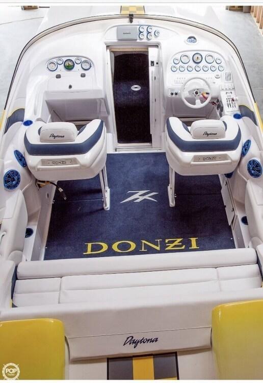 2001 Donzi 38 Daytona ZX Photo 7 of 21