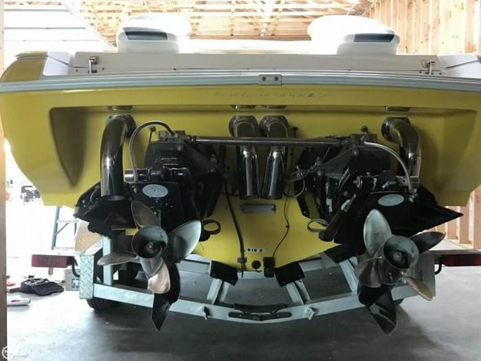 2001 Donzi 38 Daytona ZX Photo 2 of 21
