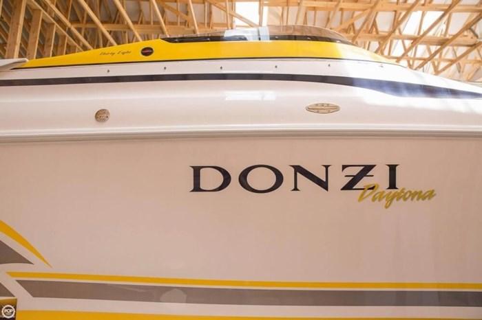2001 Donzi 38 Daytona ZX Photo 16 of 21