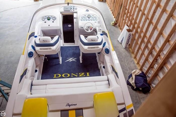 2001 Donzi 38 Daytona ZX Photo 18 of 21