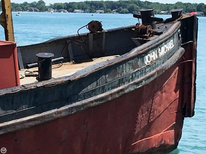 1913 Steel Riveted Steel Tug Photo 18 of 20