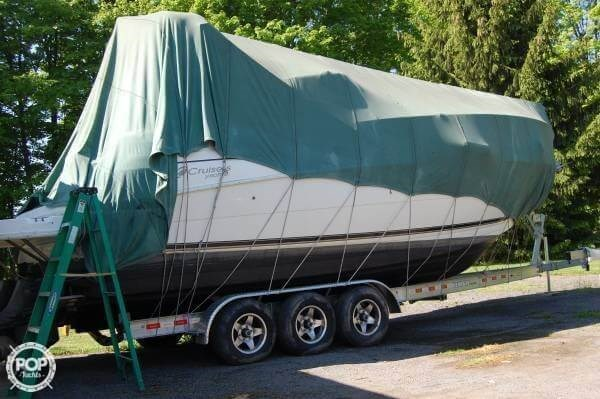 2003 Cruisers Yachts 2870 Express Photo 7 sur 20