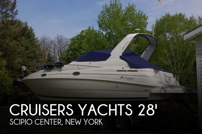 2003 Cruisers Yachts 2870 Express Photo 1 sur 20