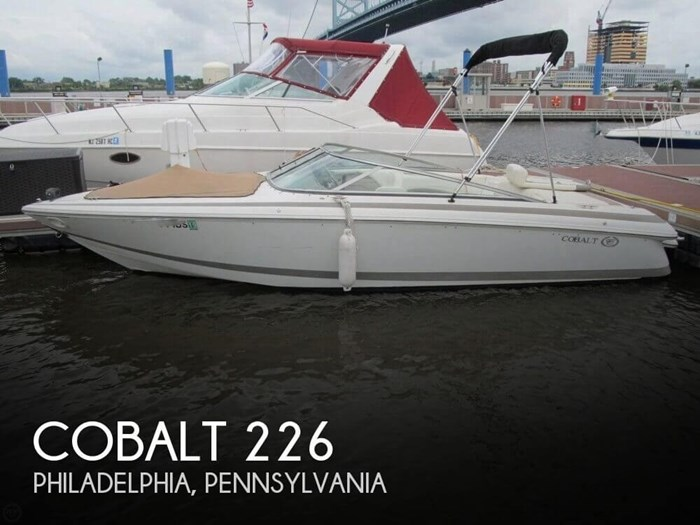 2000 Cobalt 226 Photo 1 of 20