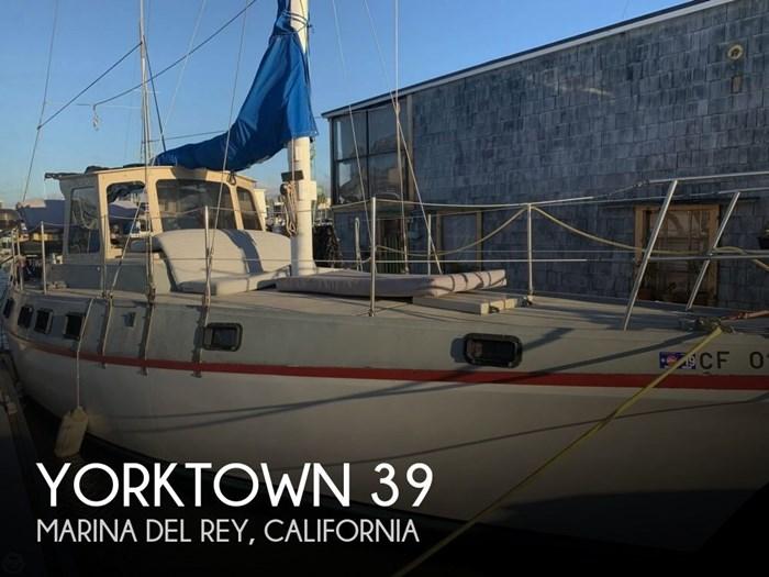 1977 Yorktown 39 Photo 1 sur 20