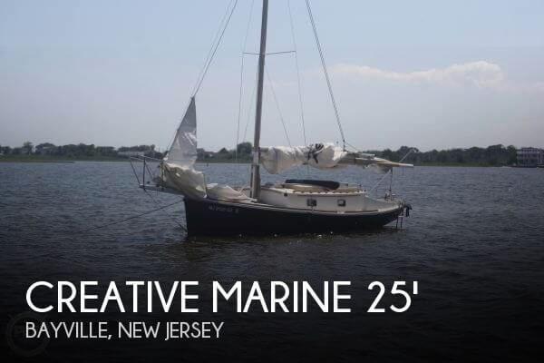 1993 Creative Marine Skimmer 25 Photo 1 of 20