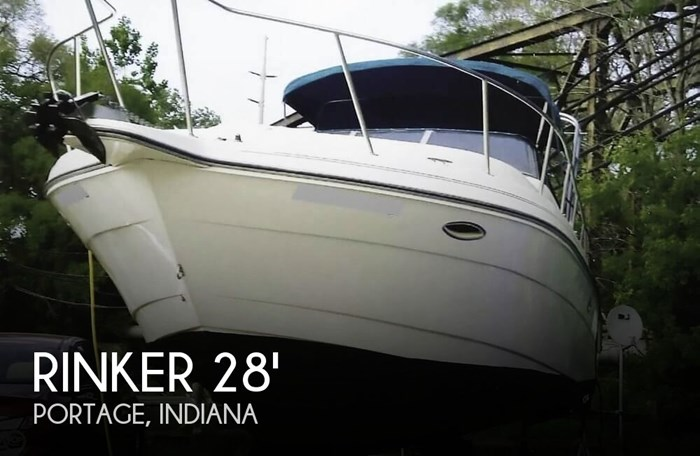 1995 Rinker 280 Fiesta Vee Photo 1 sur 21