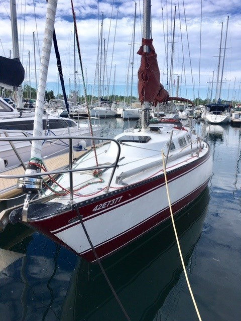 Hughes 35 1979 Used Boat for Sale in Toronto, Ontario - BoatDealers ca
