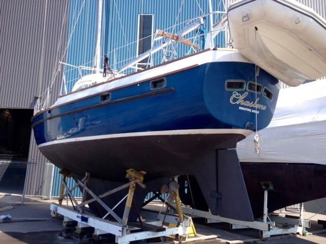 1976 Caribbean Sailing Yachts CSY 44 Photo 4 sur 20