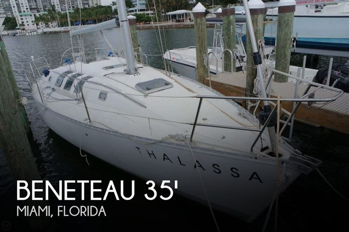 1991 Beneteau First 35 S 5 Photo 1 of 20