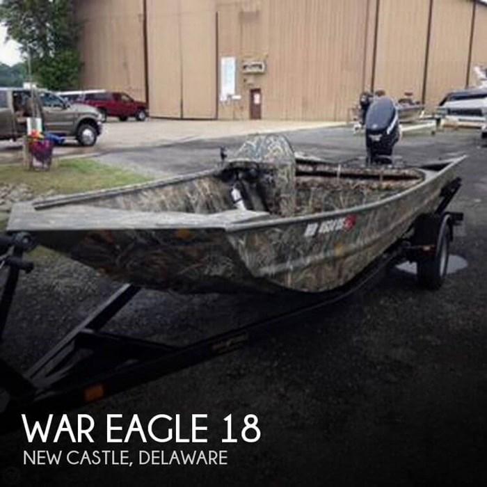 2014 War Eagle 18 Photo 1 of 3