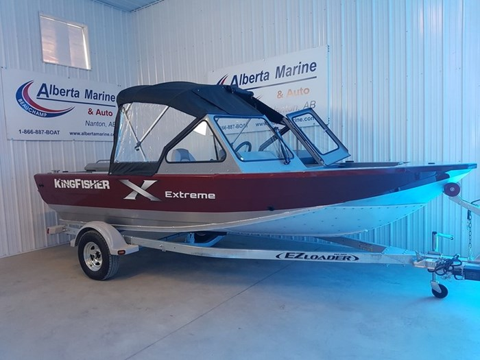Boat Dealers Alberta >> KingFisher 1775 Extreme Duty 2019 New Boat for Sale in Nanton, Alberta - BoatDealers.ca