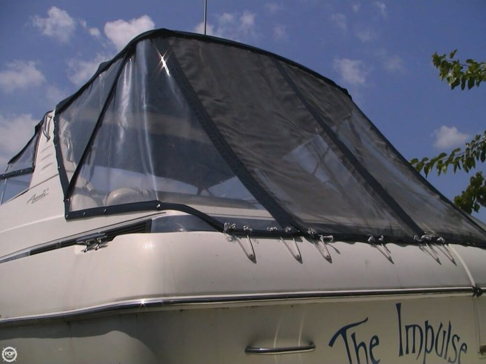 1997 Bayliner 3255 Avanti Photo 8 sur 20