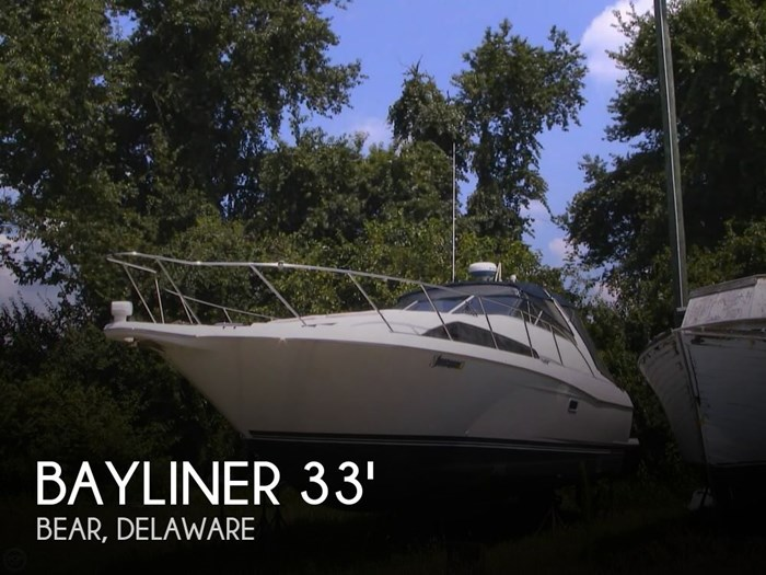 1997 Bayliner 3255 Avanti Photo 1 sur 20