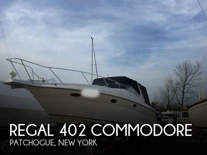 1997 Regal 402 Commodore Photo 1 of 20