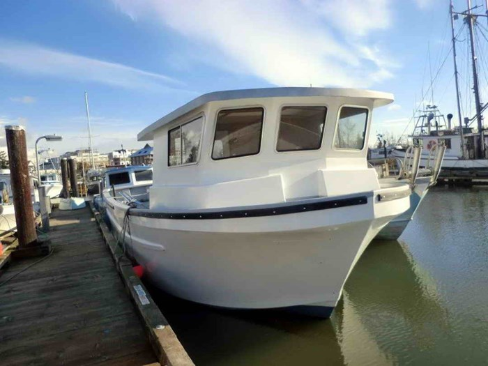 Commercial Prawn, Crab, Dive Boat 2015 Used Boat for Sale in Steveston,  British Columbia - BoatDealers ca