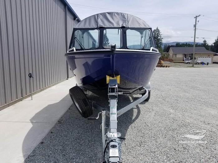 2019 Crestliner 1850 Commmander Elite Silver-Met / Black Photo 8 of 52