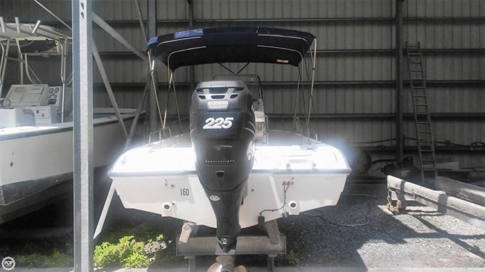 2006 Boston Whaler 220 Dauntless Photo 13 of 20