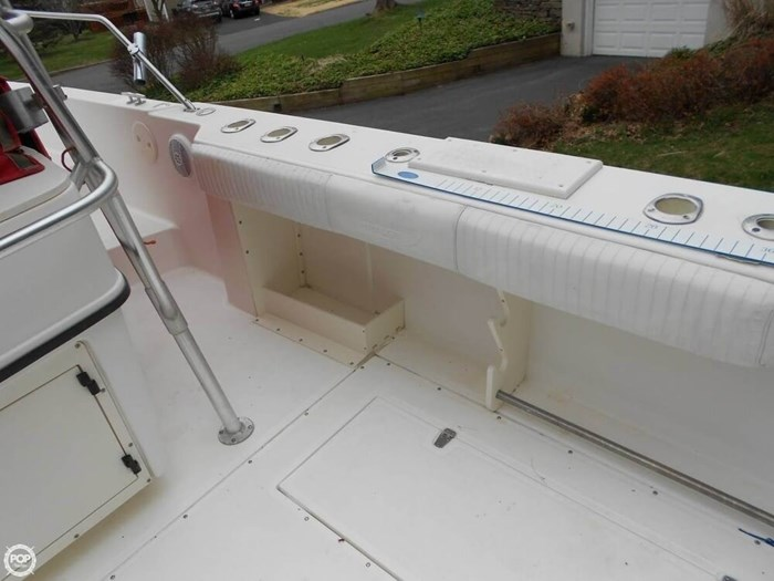 2003 Boston Whaler 290 Outrage Photo 7 sur 20