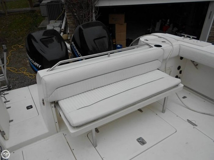 2003 Boston Whaler 290 Outrage Photo 9 of 20