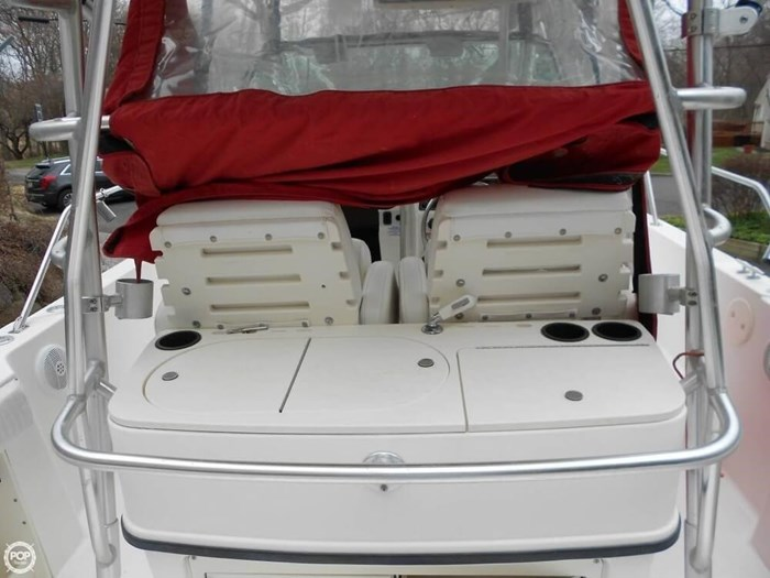 2003 Boston Whaler 290 Outrage Photo 13 sur 20