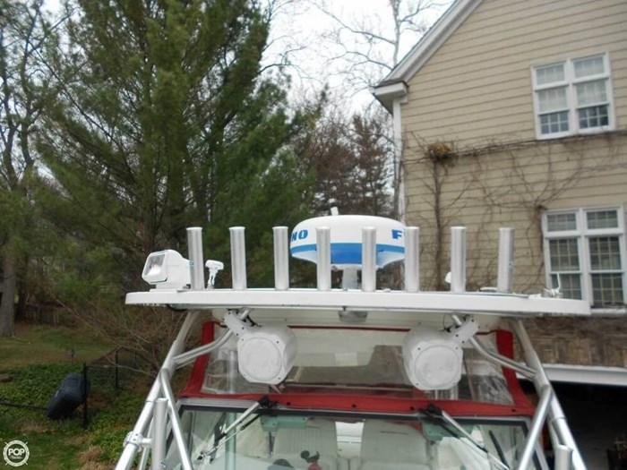 2003 Boston Whaler 290 Outrage Photo 14 of 20