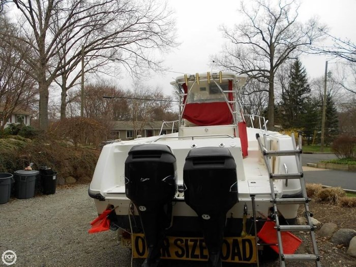 2003 Boston Whaler 290 Outrage Photo 18 of 20