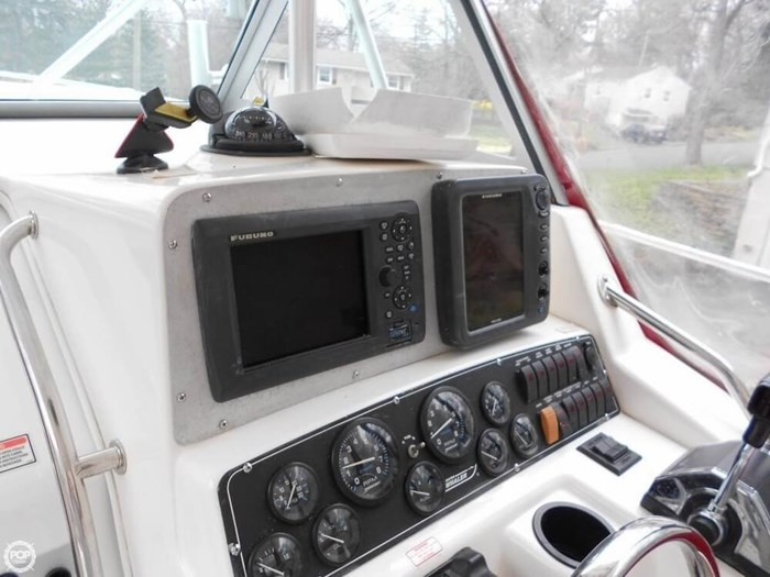 2003 Boston Whaler 290 Outrage Photo 19 sur 20