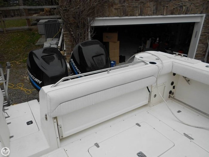 2003 Boston Whaler 290 Outrage Photo 20 sur 20