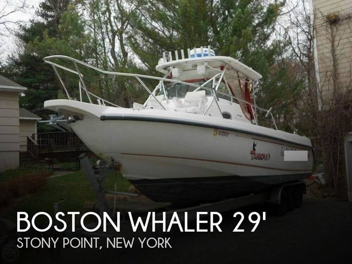 2003 Boston Whaler 290 Outrage Photo 1 of 20