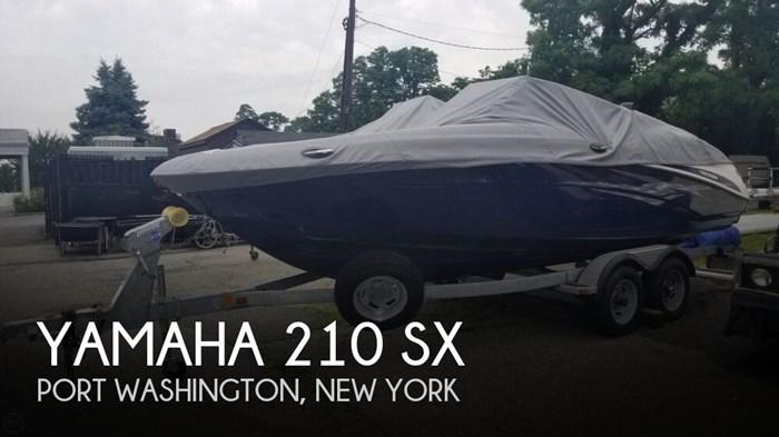2011 Yamaha 210 SX Photo 1 of 20