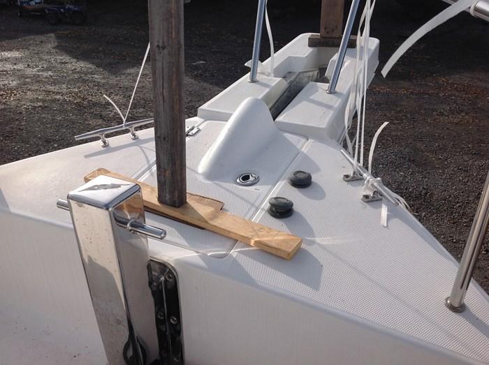 2011 Mainship Motor Yachts TRAWLER 395 Photo 34 of 41