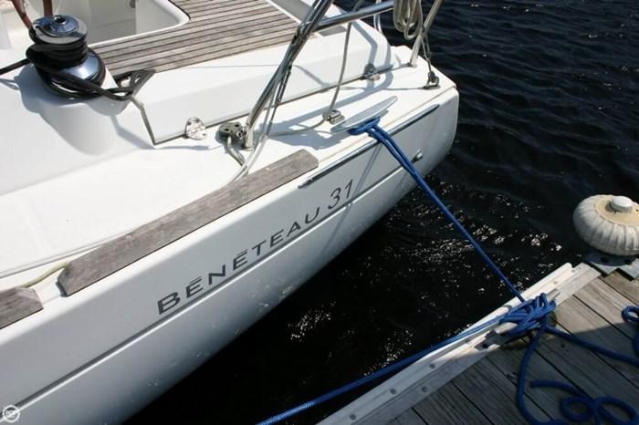 2009 Beneteau Oceanis 31 Photo 16 sur 20