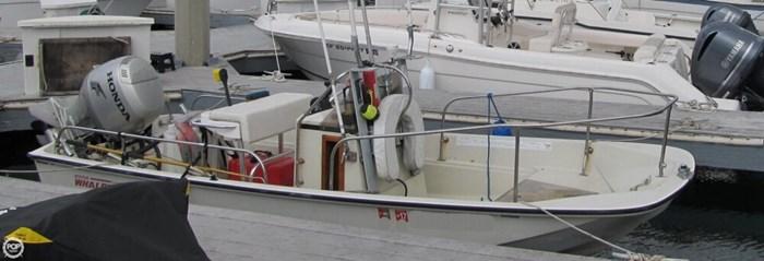 1986 Boston Whaler 17 Montauk Photo 11 of 20