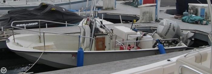 1986 Boston Whaler 17 Montauk Photo 12 of 20