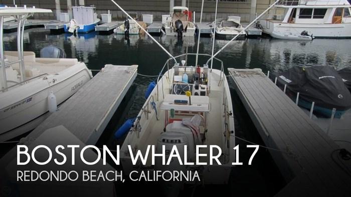 1986 Boston Whaler 17 Montauk Photo 1 of 20
