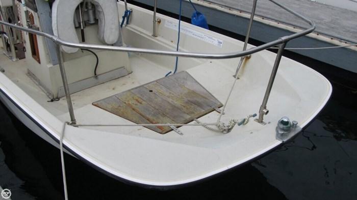1986 Boston Whaler 17 Montauk Photo 15 of 20
