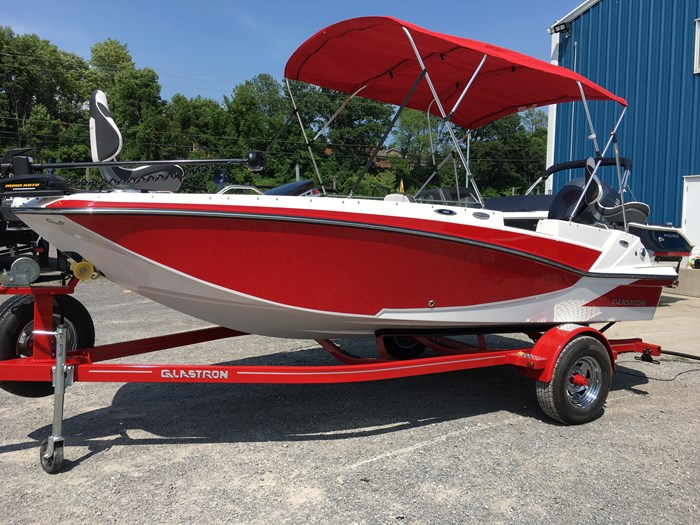 2019 Glastron GTD180 Fish n Ski Yamaha F150XB Trailer Photo 3 of 19