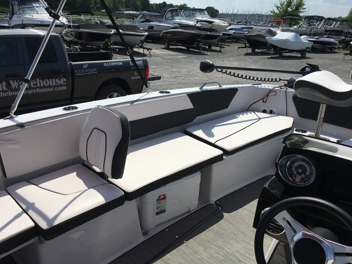 2019 Glastron GTD180 Fish n Ski Yamaha F150XB Trailer Photo 16 of 19