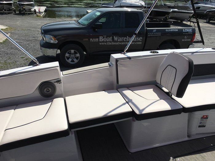 2019 Glastron GTD180 Fish n Ski Yamaha F150XB Trailer Photo 17 of 19