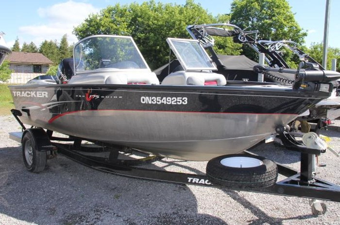 TRACKER 175 PRO 2012 Used Boat for Sale in Lakefield, Ontario -  BoatDealers ca