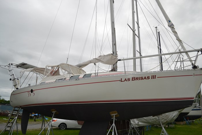 1988 Beneteau First 35s5 Photo 3 sur 43
