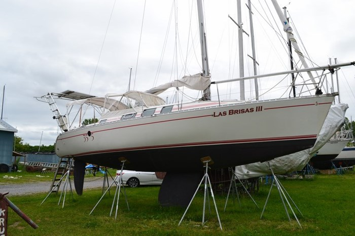 1988 Beneteau First 35s5 Photo 7 sur 43