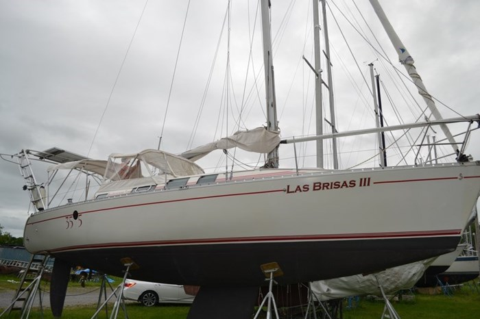 1988 Beneteau First 35s5 Photo 8 sur 43