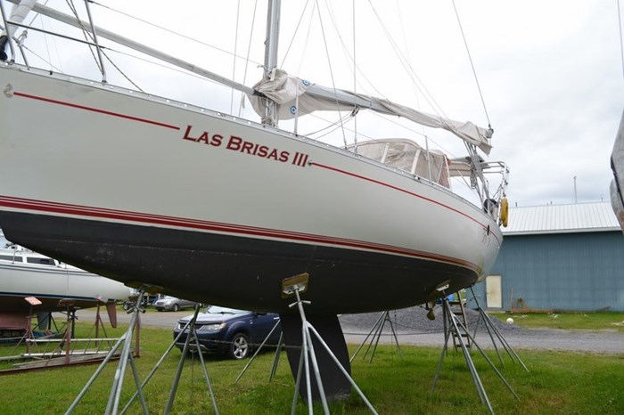 1988 Beneteau First 35s5 Photo 9 sur 43