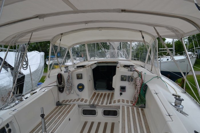 1988 Beneteau First 35s5 Photo 10 sur 43