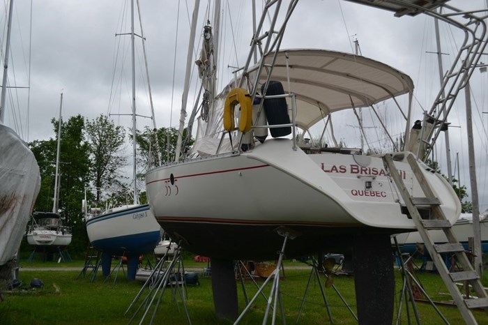 1988 Beneteau First 35s5 Photo 26 sur 43