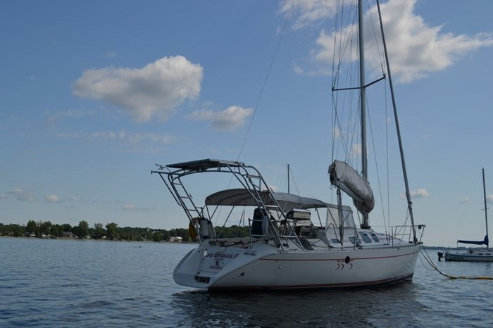 1988 Beneteau First 35s5 Photo 28 sur 43